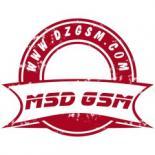 Msd-Gsm ��� ������ ������
